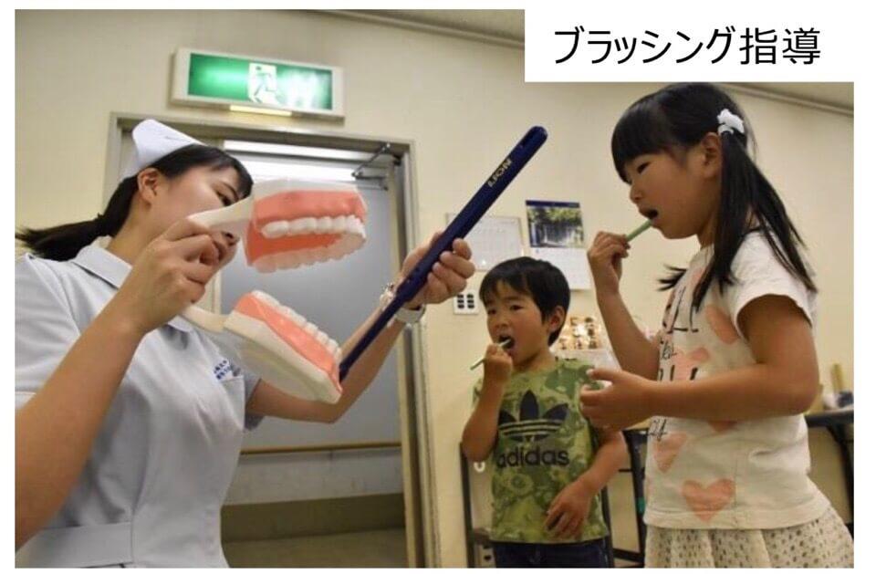 歯の健康展