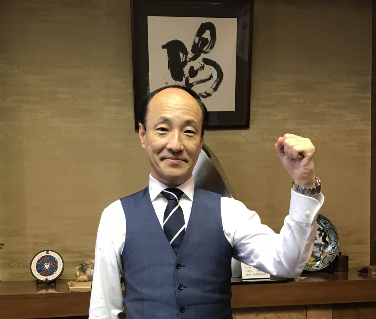 広瀬慶輔市長