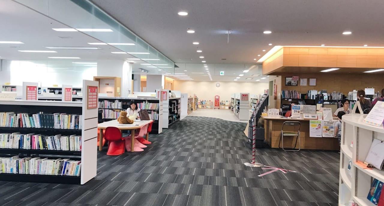 中央 図書館 和泉