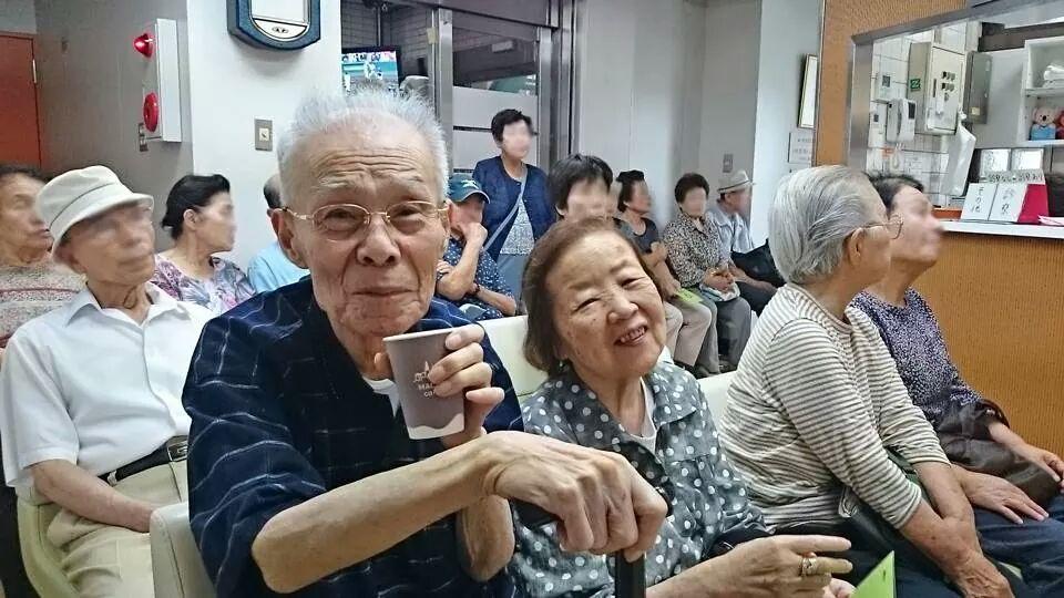ひとり暮らし高齢者